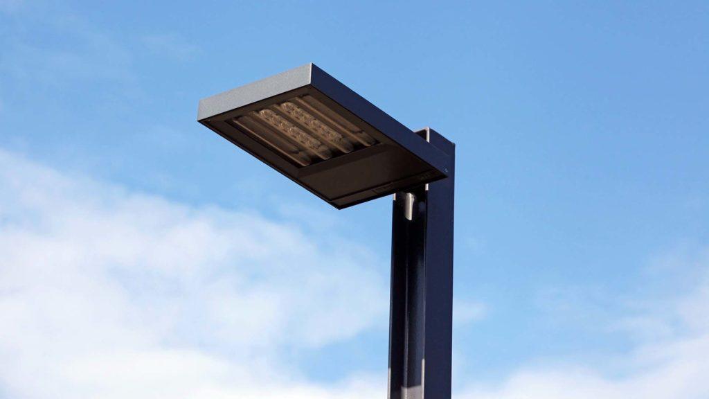 Lichtontwerp openbare ruimte
